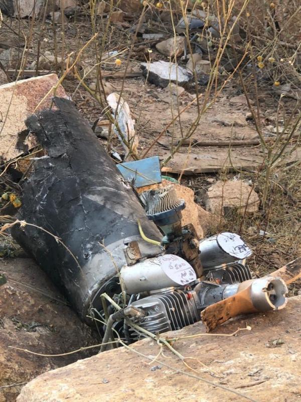 إصابة مواطن وتضرر 5 منازل إثر سقوط شظايا مسيرة حوثية في سراة عبيدة