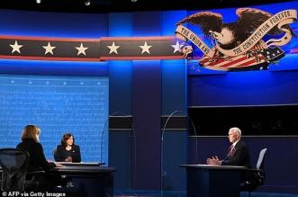 استطلاعات أولية تحدد الفائز في مناظرة نائب الرئيس (3)
