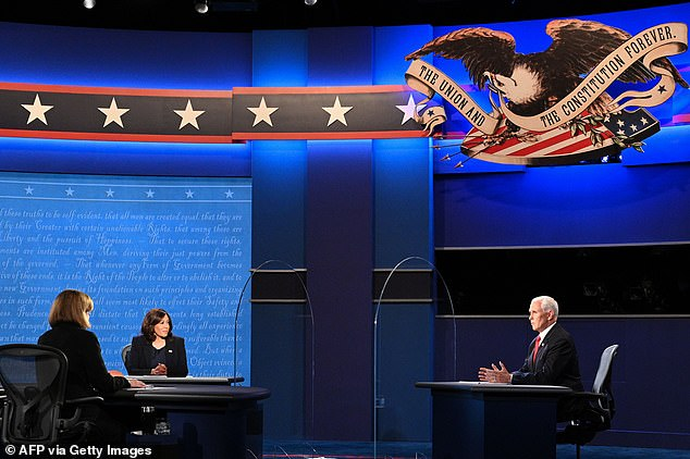 استطلاعات أولية تحدد الفائز في مناظرة نائب الرئيس