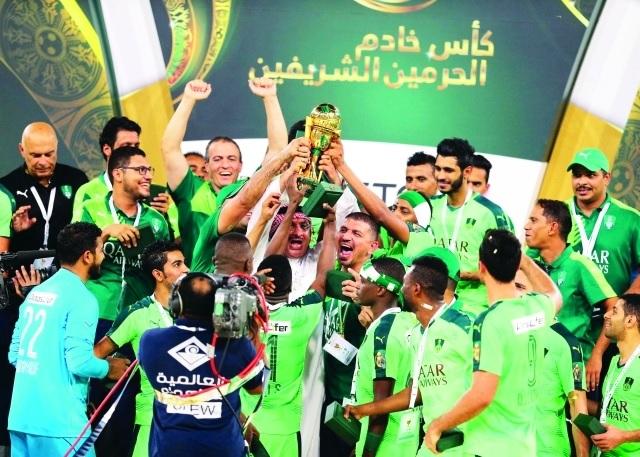 سجل أبطال كأس الملك.. الأهلي يتصدر بـ13 لقبًا