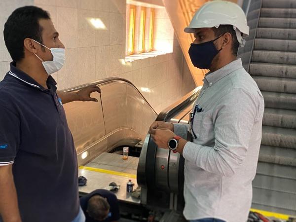 التشغيل والصيانة تقدم أحدث التقنيات في المسجد الحرام - المواطن