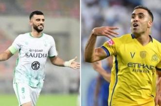 هدافو الدوري السعودي