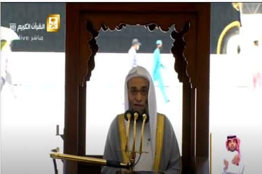 فيديو.. إمام المسجد الحرام : التفكر في مخلوقات الله من أسباب زيادة الإيمان
