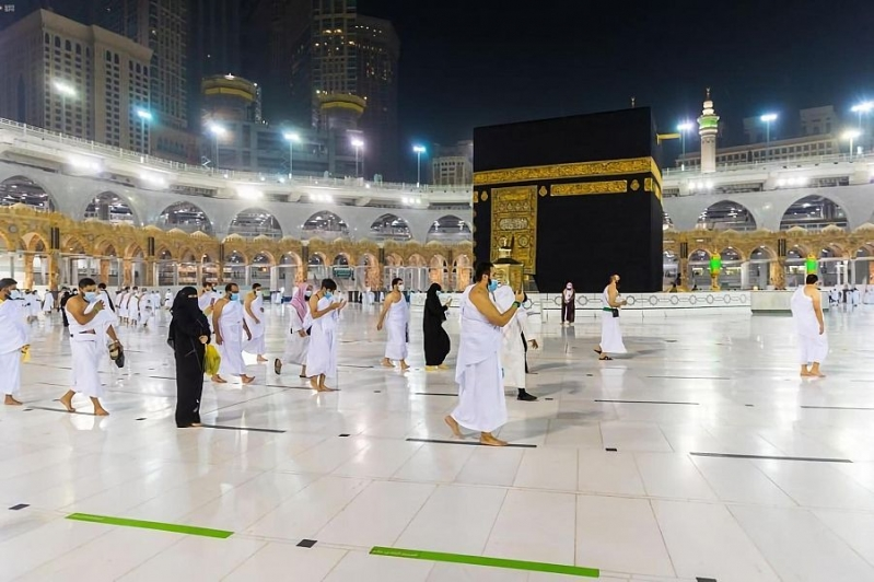 السعودية تواصل تفعيل إجراءاتها المشددة للحفاظ على سلامة القادمين للعمرة