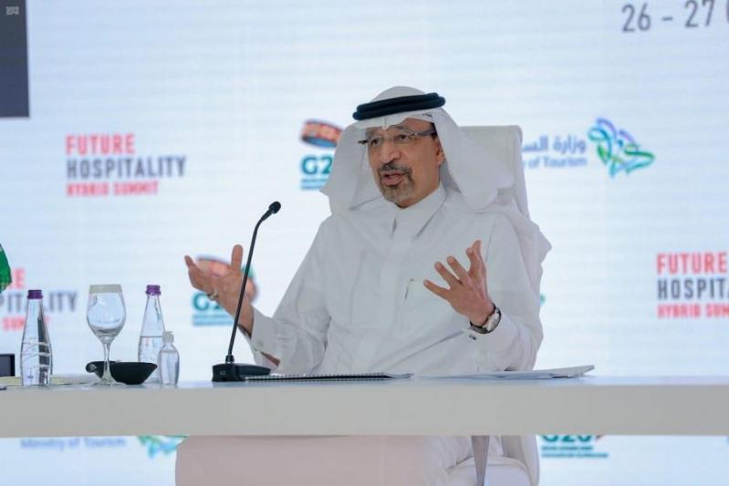 الفالح : القطاع المصرفي السعودي أحد أقوى القطاعات في العالم