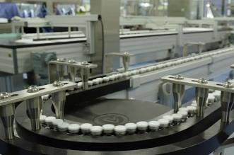 الفيديو الذي يتوق العالم لمشاهدته خط إنتاج لقاح كوفيد-19 من فايزر