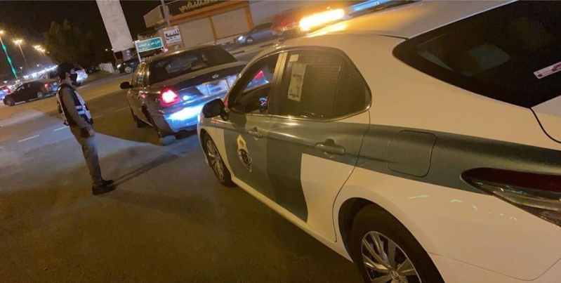 القبض على قائد مركبة سار بهمجية وعكس الطريق في الطائف