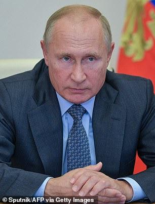 المعارض الروسي أليكسي نافالني يدعو ترامب للتحقيق وإدانة بوتين