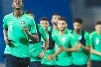 المنتخب السعودي تحت 23 عاما
