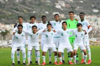 المنتخب السعودي تحت 16 عاما