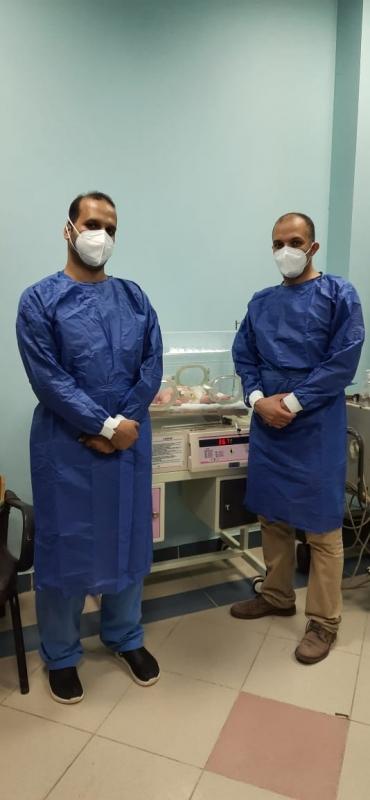 ولادة توأم لأم مصابة بفيروس كورونا لأول مرة في مصر - المواطن