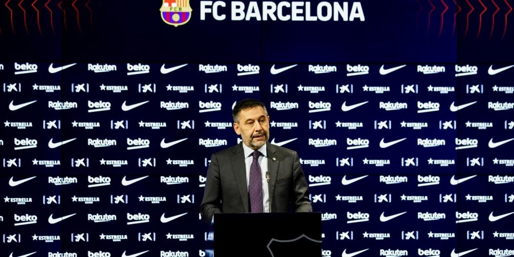 بارتوميو.. 14 لقبًا مع برشلونة والجماهير دفعته للاستقالة