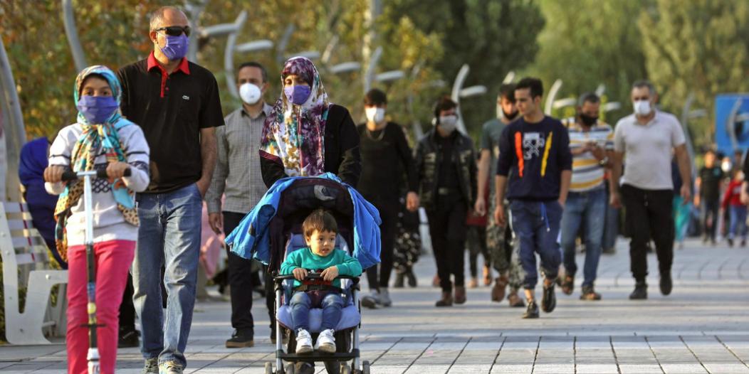 مستشفيات إيران ترفض استقبال مرضى كورونا