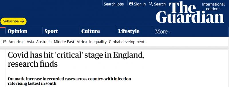 بريطانيا تصل لمرحلة الوباء الحرجة بعد يومين من إعلانها التضامن مع فرنسا 1