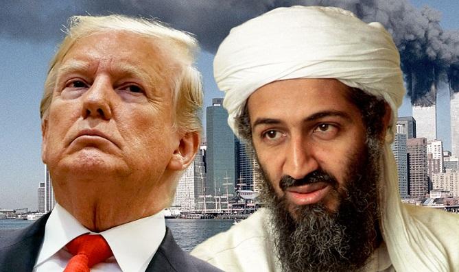 ترامب يفجر موجة من الجدل حول أسامة بن لادن