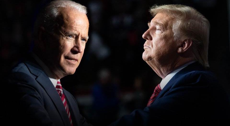 الولايات المتأرجحة تحسم معركة جو بايدن ودونالد ترامب على مقعد الرئيس