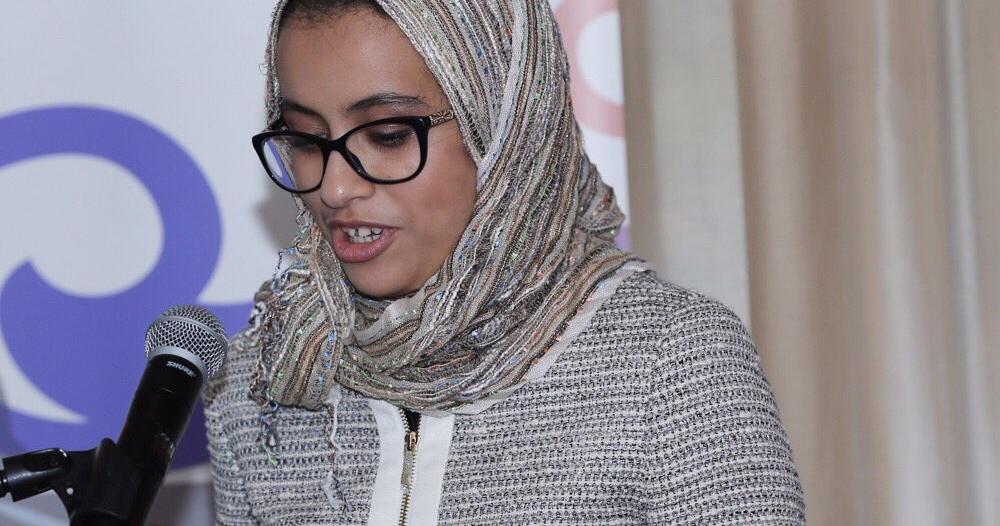 جنا العصلاني.. طالبة سعودية تشارك في أول مشروع طلابي على القمر