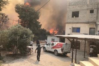 فيديو.. حرائق ضخمة في إسرائيل وإجلاء الآلاف - المواطن