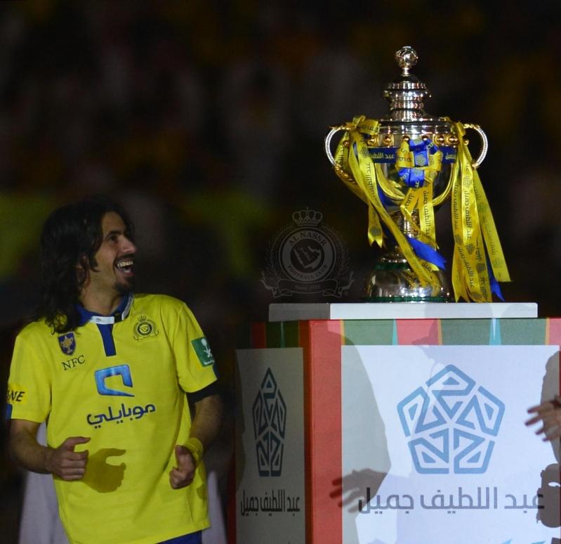 النصر لـ حسين عبدالغني: كنت قائدًا ونجمًا لن يُنسى