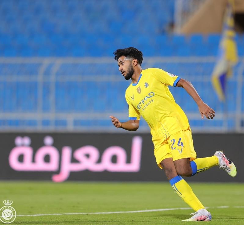 سبب تغيير خالد الغنام في مباراة النصر ضد الفتح
