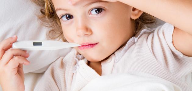 صورة ما هي درجة حرارة الجسم الطبيعية للاطفال ؟