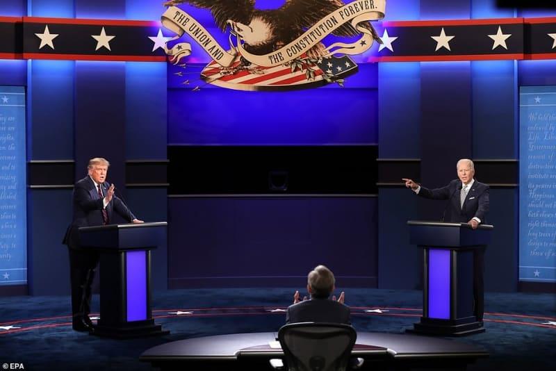 دراسة فرض عقوبات على دونالد ترامب في المناظرة الرئاسية التالية