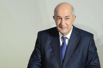 رئيس الجزائر تبون