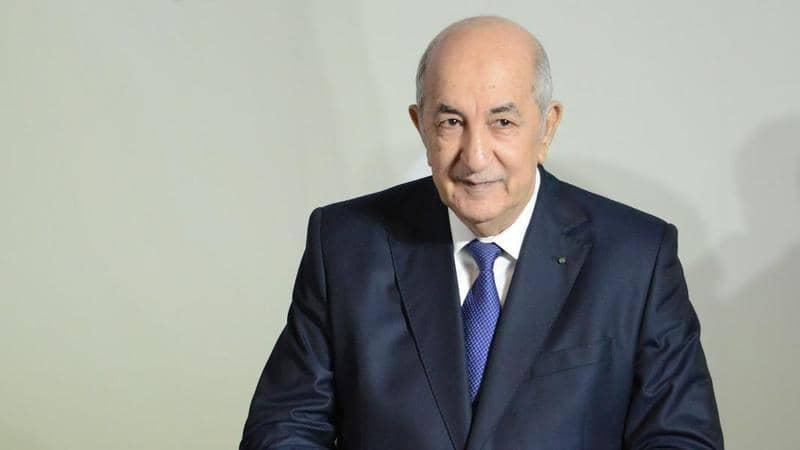 تطورات الحالة الصحية للرئيس الجزائري عبدالمجيد تبون