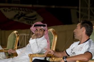 رئيس نادي الشباب خالد البلطان