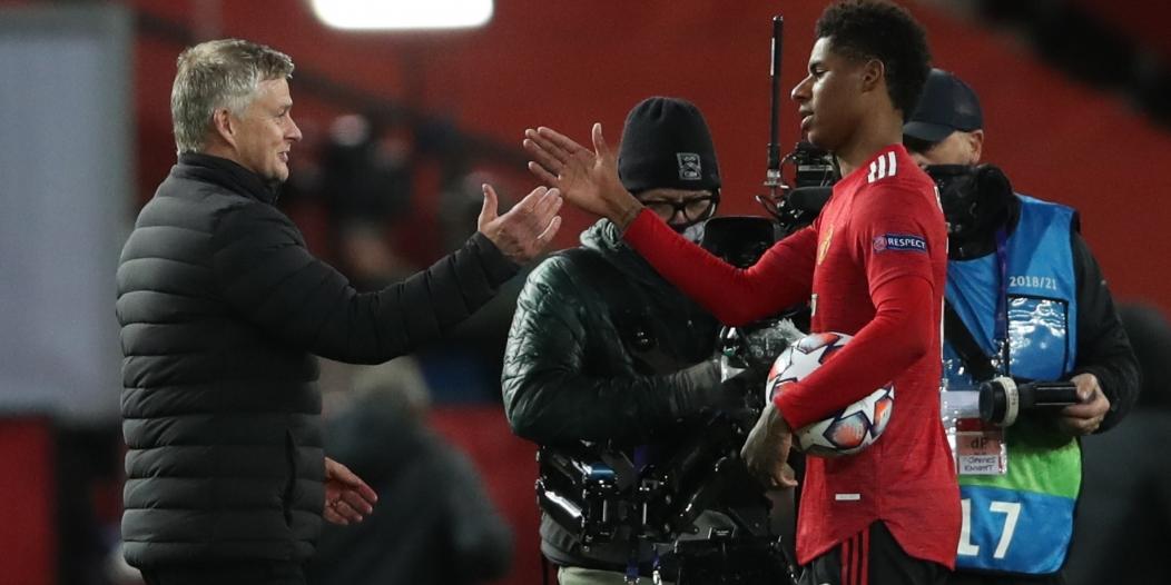 راشفورد يُعيد إنجاز سولسكاير مع مانشستر يونايتد