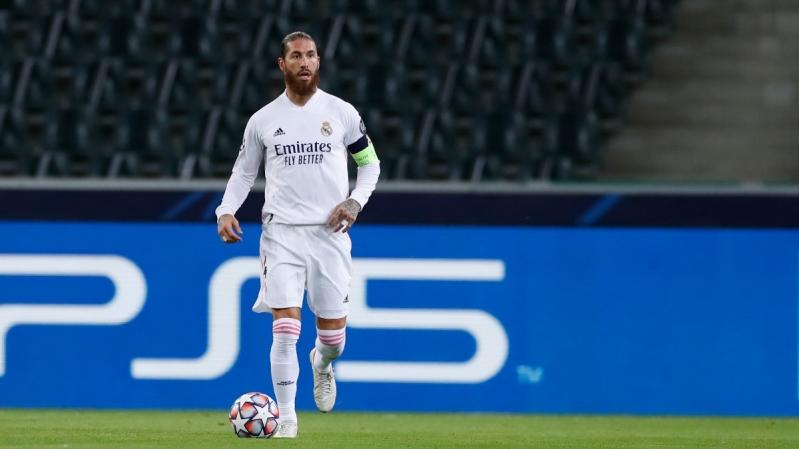 رقم استثنائي لـ راموس مع ريال مدريد