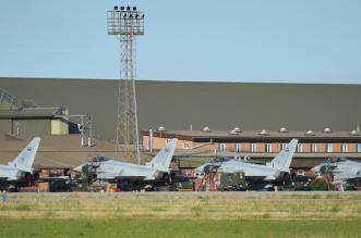 صحيفة بريطانية تكشف عدد المتدربين السعوديين على أقوى الطائرات المقاتلة بالعالم
