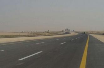 طريق الدمام الرياض السريع