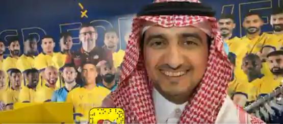 فيديو .. عبدالرحمن الحلافي يُصالح جماهير الاتحاد ويعدهم بهذا الأمر