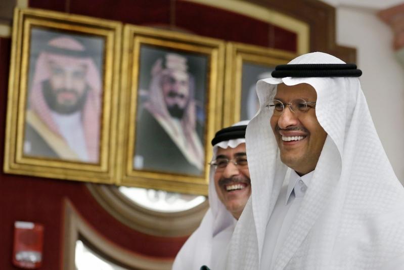 عبدالعزيز بن سلمان عن رئيس أرامكو : صوت هادئ في عالم متقلب