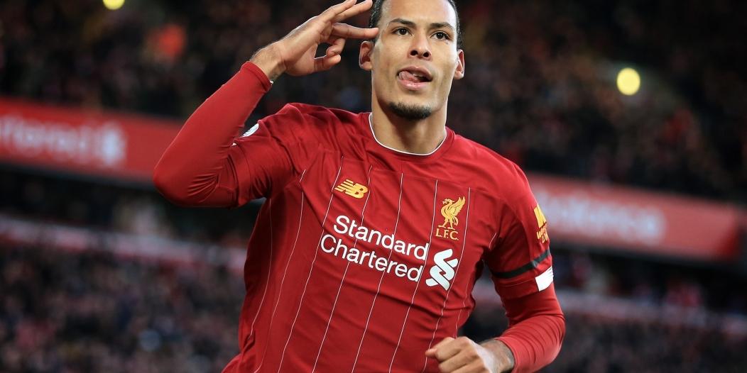 Liverpool يستقر على بديل فان دايك