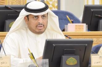فايز الشهري خبير الإعلام الإلكتروني والأمن الفكري تحت قبة الشورى لـ المرة الثالثة - المواطن