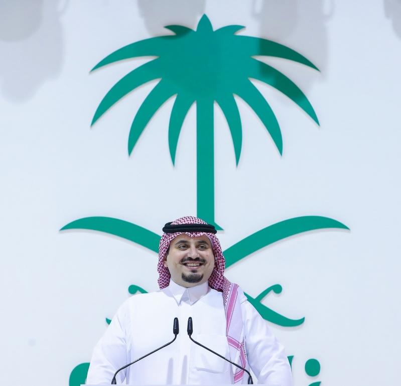 نائب رئيس اللجنة الأولمبية العربية السعودية