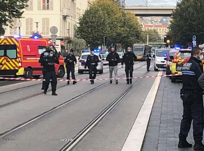 فيديو وصور توثق هجوم نيس في فرنسا