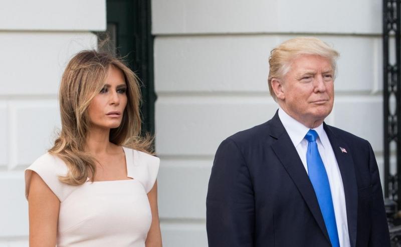 انقسام في عائلة ترامب زوجته تحثه على قبول الخسارة وابناه يؤيدانه