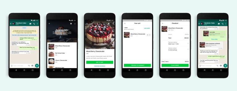 فيسبوك يبدأ فرض رسوم على التجار عند استخدام WhatsApp