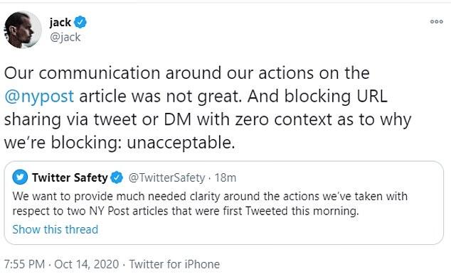 مؤسس تويتر يعتذر لترامب بعد تهديده بإلغاء الحماية - المواطن