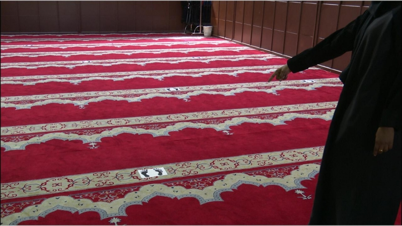 مشرفات الشؤون الإسلامية يعملن على مدار الساعة لخدمة المعتمرات - المواطن