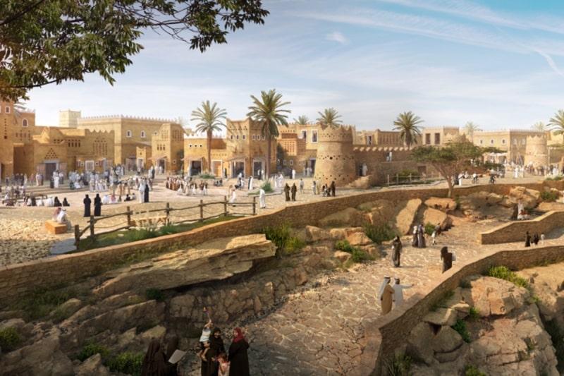 مطورو مشاريع رؤية 2030 لسنا متنافسين ونعمل معًا لمصلحة السعودية