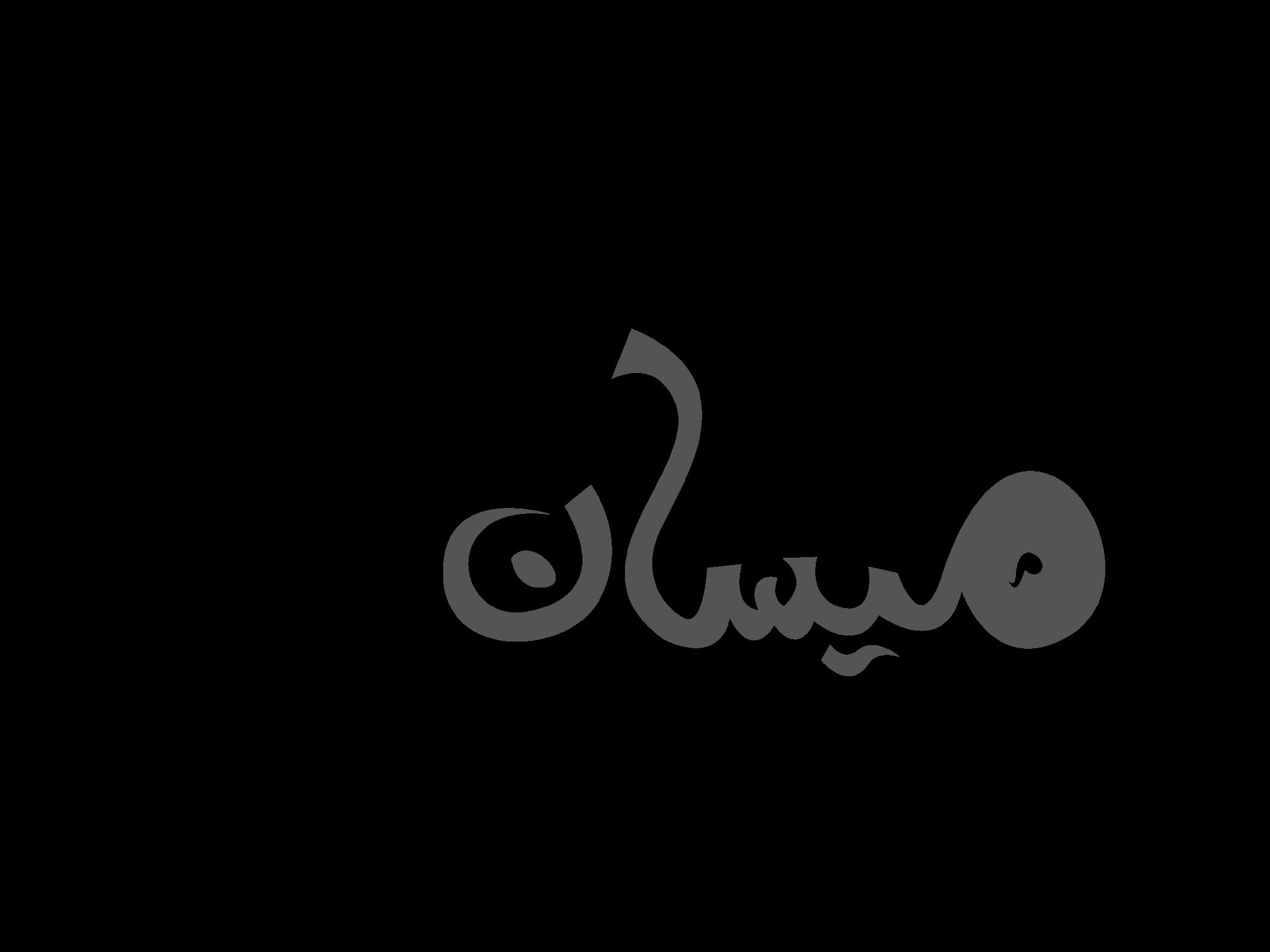 شرح معنى اسم ميسان في معجم المعاني الجامع