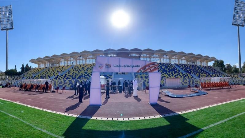 ملعب الباحة في الدوري السعودي للمحترفين