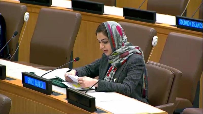 المرأة السعودية تثبت حضورها المتميز في المنظمات الدولية والمؤسسات الأمريكية - المواطن
