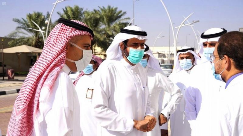 وزير الصحة يستعرض المشاريع المنجزة للتجمع الصحي في الأحساء