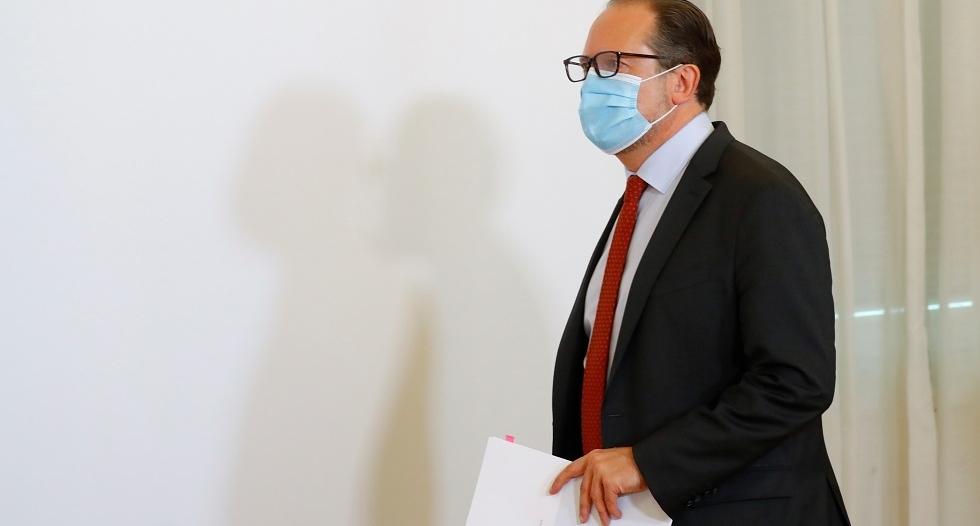 عدوى كورونا تصيب وزير خارجية النمسا