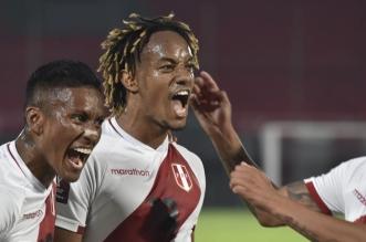 مباراة البيرو وباراغواي